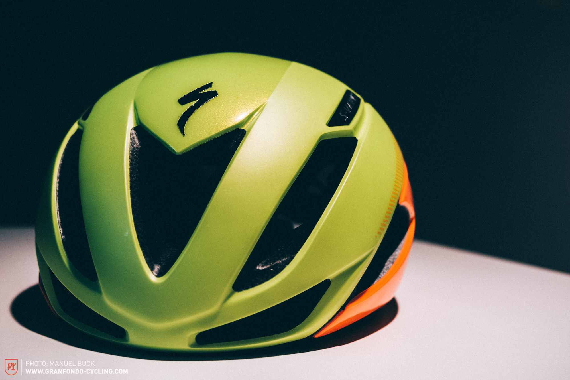 5fa6702fac9 First ride review: Specialized S-Works Evade 2018 – is this the new  benchmark for aero helmets?   GRAN FONDO Cycling Magazine
