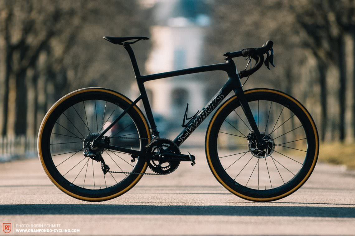 Erster Test: Specialized S-Works Tarmac Disc 2018