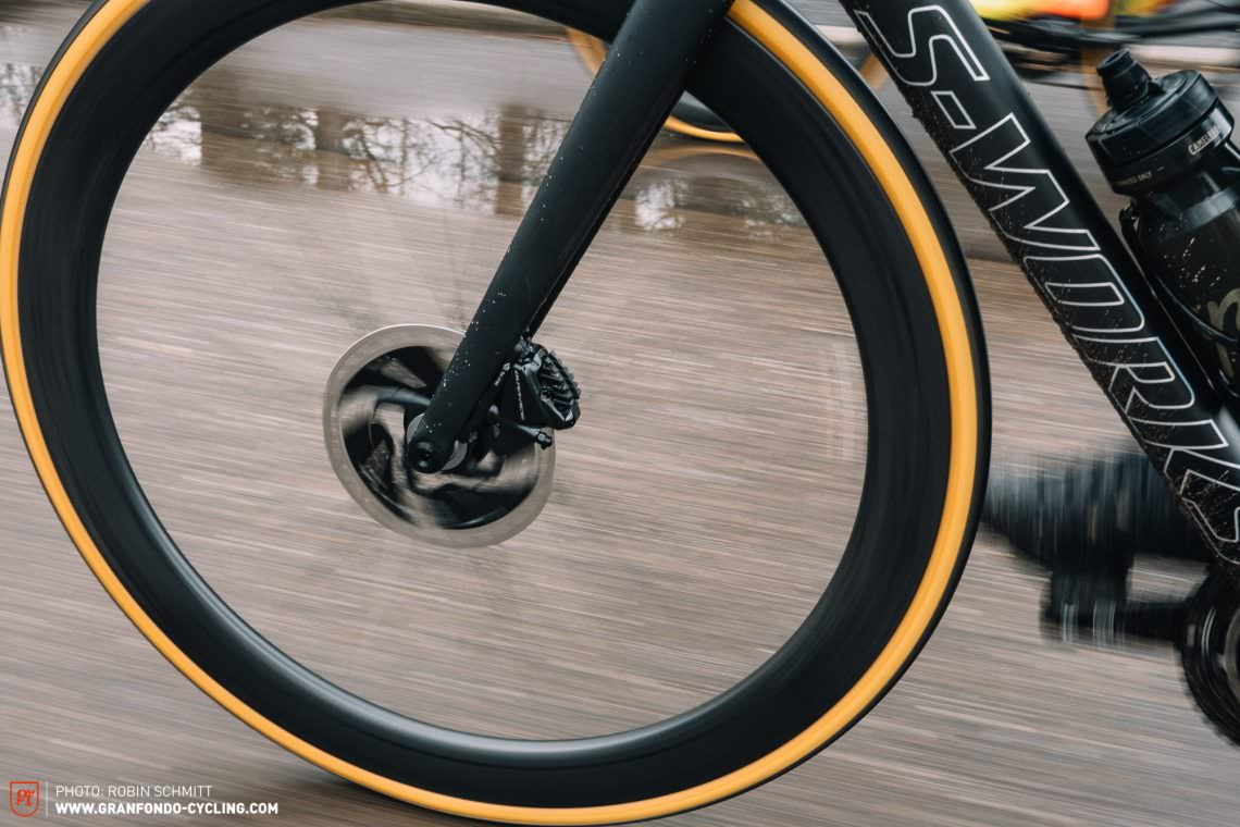 First Ride Review: Specialized S-Works Tarmac Disc 2018