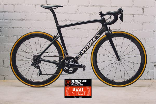The Specialized Tarmac proves to be best in test.