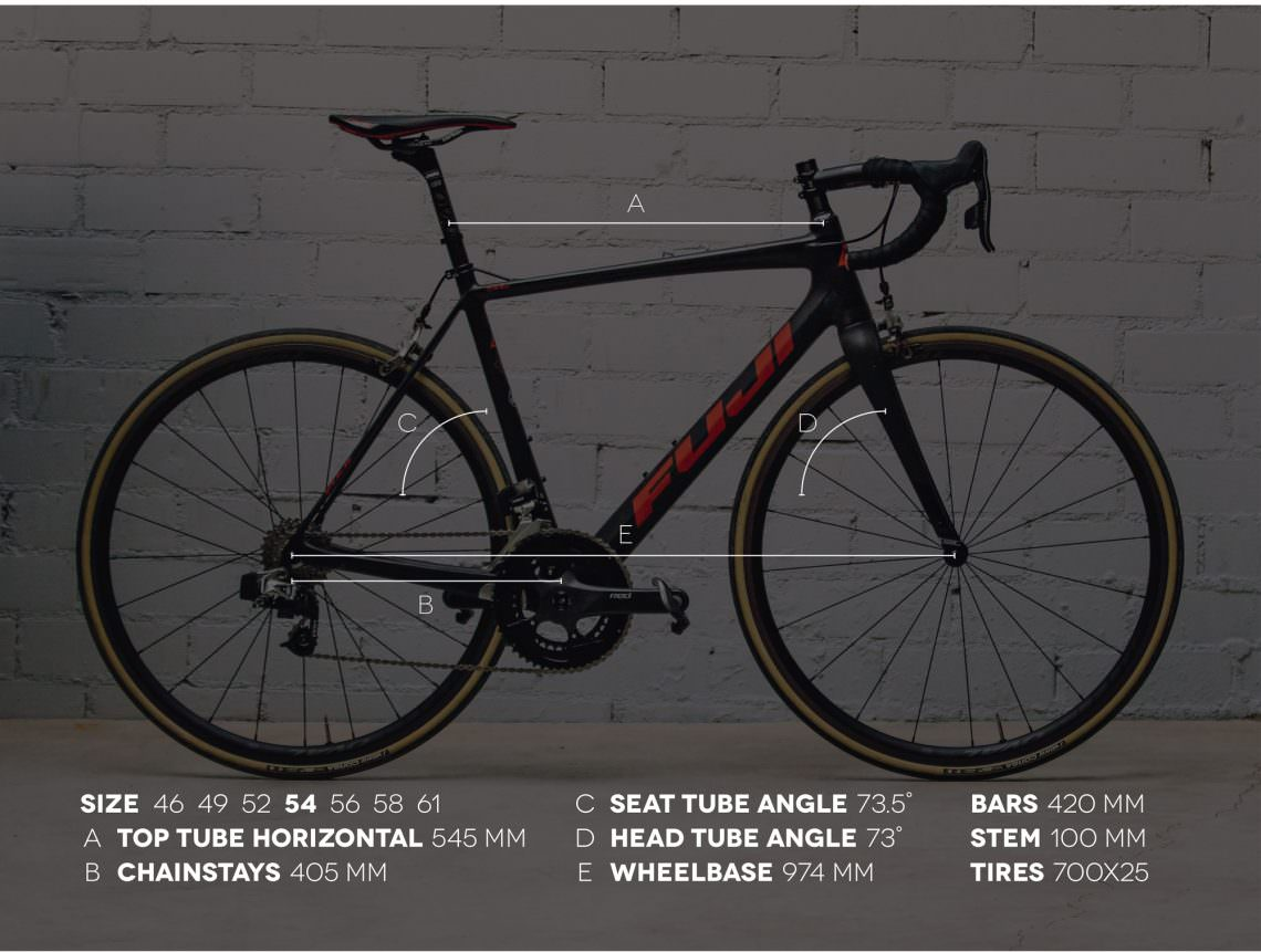 Fuji SL 1 1 Review | GRAN FONDO Cycling Magazine
