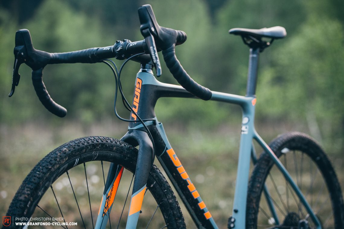 Giant TCX Advanced SX Test