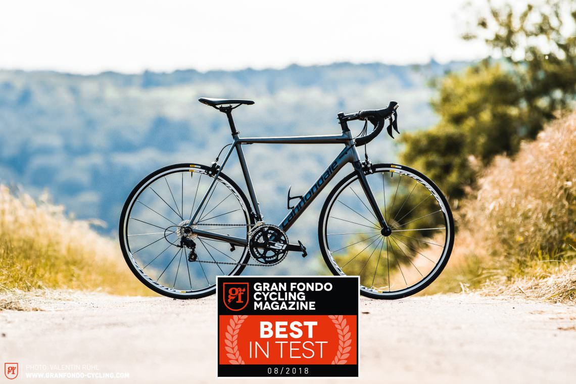 8293c47b651 Cannondale CAAD12 105 Review | GRAN FONDO Cycling Magazine