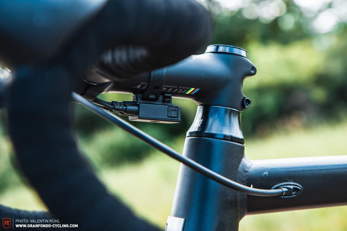 Rose Xeon Rs Ultegra Di2 Review Gran Fondo Cycling Magazine