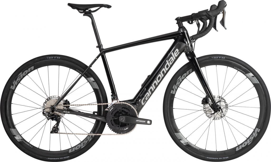 Cannondale Synapse NEO – New E-Road Bike with Bosch Motor | GRAN