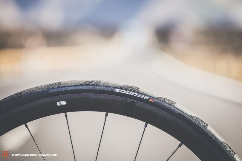 First ride: Continental GP 5000 – The best racing tyre of all time
