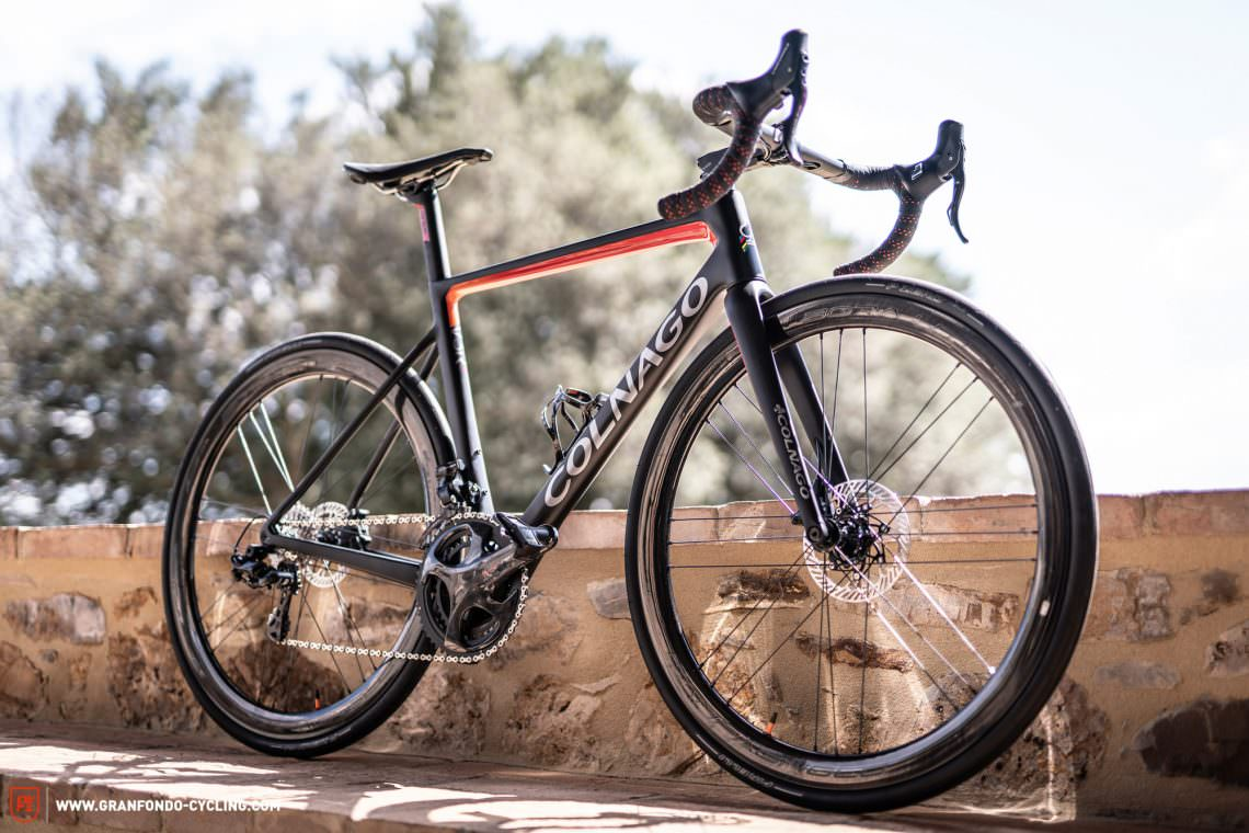 First Ride Review: Colnago V3Rs – a do-it-all Race Bike? | GRAN FONDO Cycling Magazine