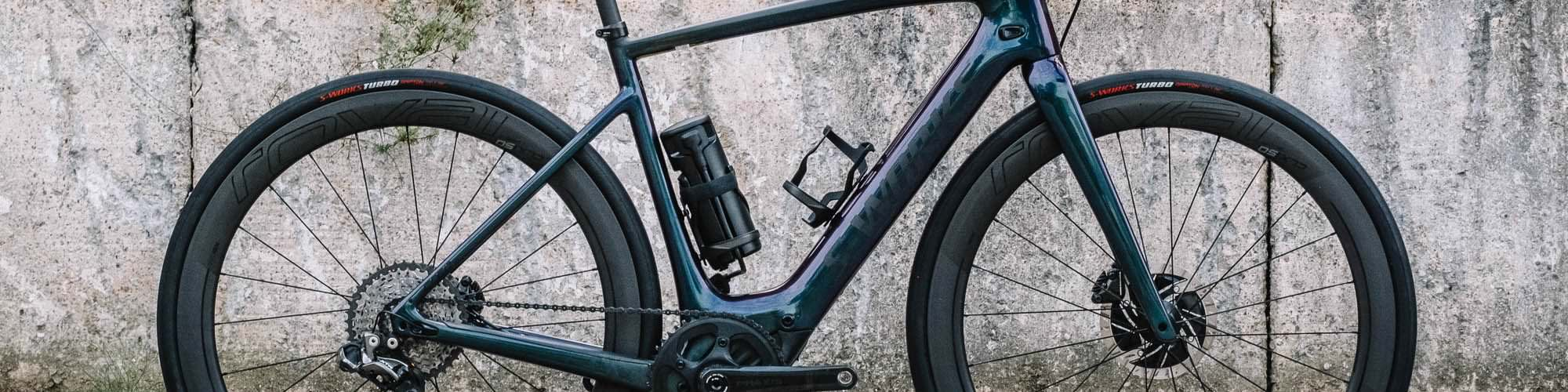 First Test: Specialized S-Works Turbo Creo SL – The First