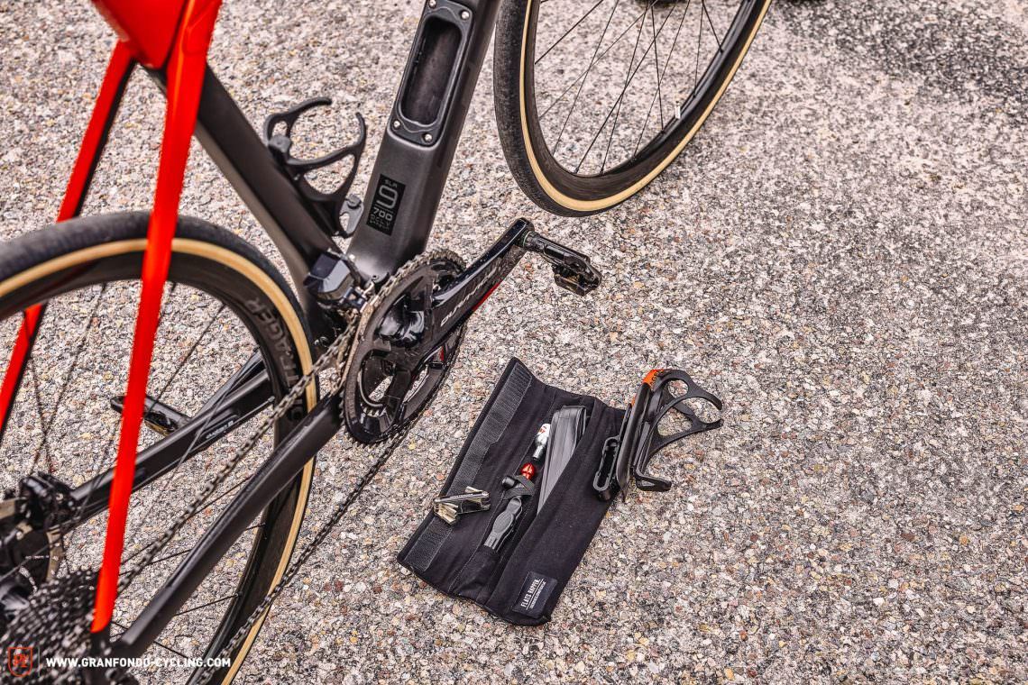 First ride review and information about the new Trek Domane