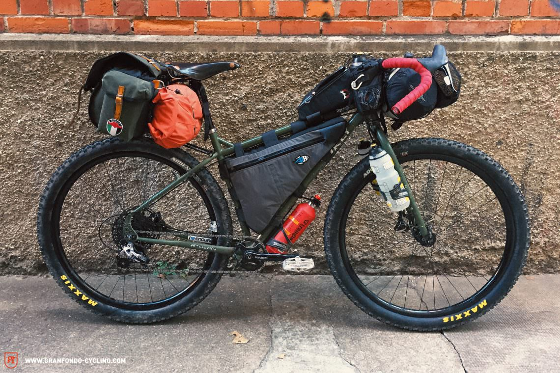 Straps to Your Seat with EASE MEDIUM Size Bicycle Pouch with 2 Straps to Carry All Your Important Biking Accessories Saddle Bag//Bike Bag