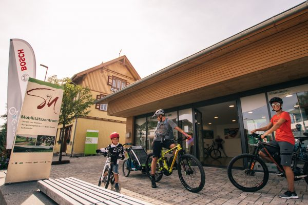 Münsingen Mobility Centre epowered by Bosch eBike Systems
