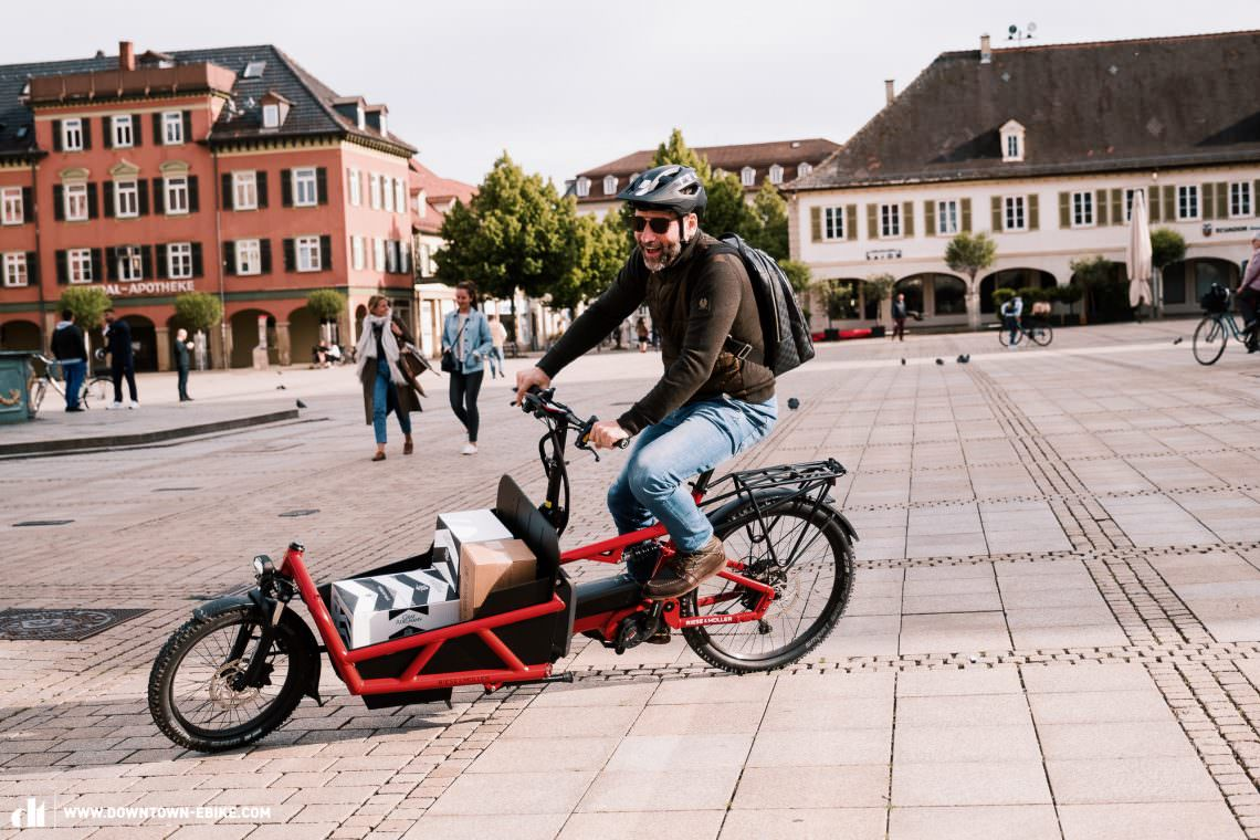 How To Ride A Cargo Bike 9 Handy Tips For Everyday Cargo Bike Use Downtown Magazine